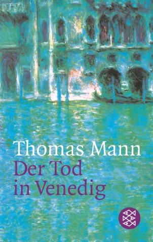 caratula de la muerte en Venecia